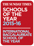 The Sunday Times International Baccalaureate School of the Year