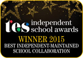 TES Best Independent-Maintained School Collaboration