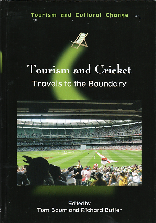 Tourism and cricket